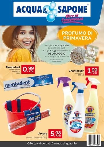 Volantino offerte e negozi maury 39 s for Volantino acqua e sapone toscana