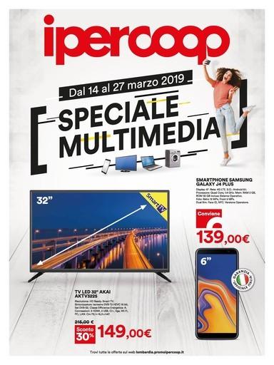 newest collection 8de5a 84125 Volantino, offerte e negozi Ipercoop a Parona e dintorni ...