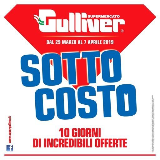 sports shoes 2f2f2 30959 Volantino, offerte e negozi Gulliver a Parona e dintorni ...