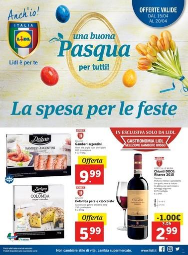 Volantino offerte e negozi deco a vasto e dintorni for Volantino lidl domodossola