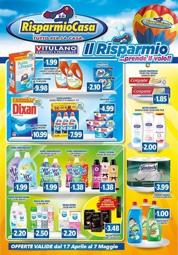 Volantino prodet offerte e negozi for Volantino risparmio casa perugia