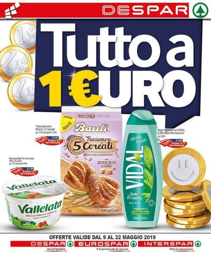 Volantino sidis a santa teresa di riva offerte e negozi for Volantino ard discount messina