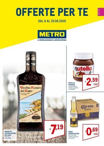 Metro Arredo Esterno.Volantino Metro A Galliera Offerte E Negozi