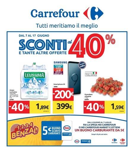 Volantino Carrefour A Monte San Pietro Offerte E Negozi