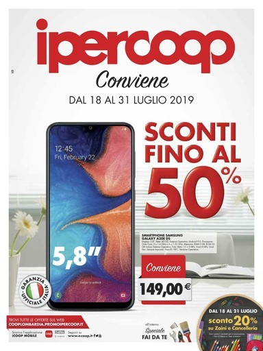 f1f6208c08f14f Volantino Euronics: offerte e negozi | VolantinoFacile.it