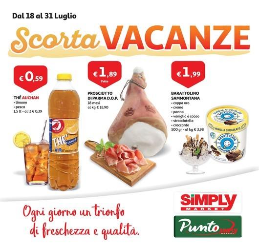 Volantino simply market a genova offerte e negozi for Punto casa volantino