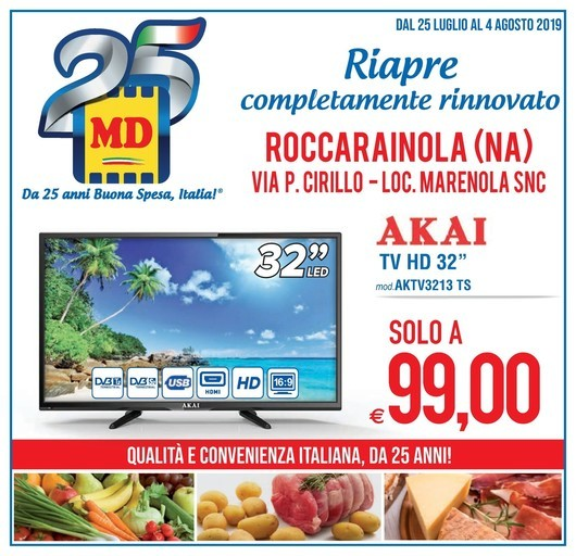 Volantino MD Discount a Cimitile: offerte e negozi   VolantinoFacile.it