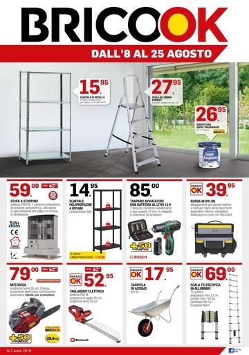 Volantino bricofer a potenza offerte e negozi for Bricofer catalogo