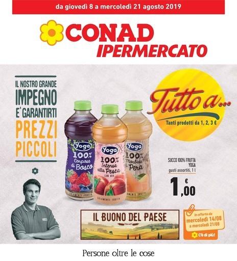 Volantino Conad Ipermercato A Bologna Offerte E Negozi