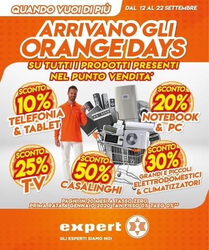 Volantino expert a napoli offerte e negozi for Volantino expert di lella napoli