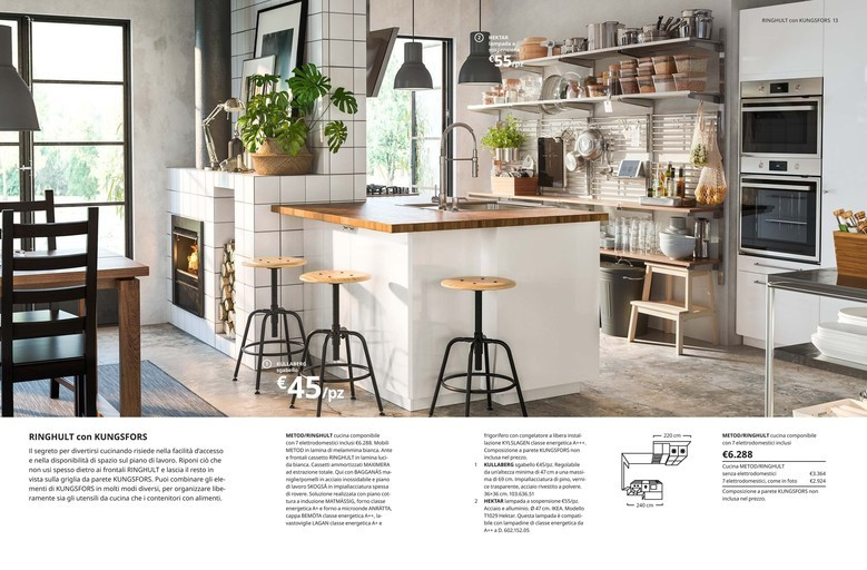 Cucine ikea - Prezzi Offerte | VolantinoFacile.it
