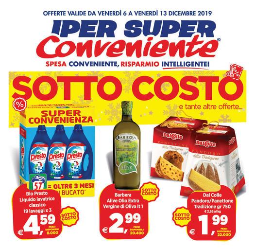 Volantino iper super conveniente a castrofilippo offerte for Volantino super conveniente misterbianco
