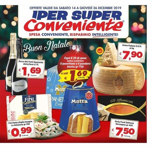 Volantino iper super conveniente a giarre offerte e for Volantino super conveniente misterbianco