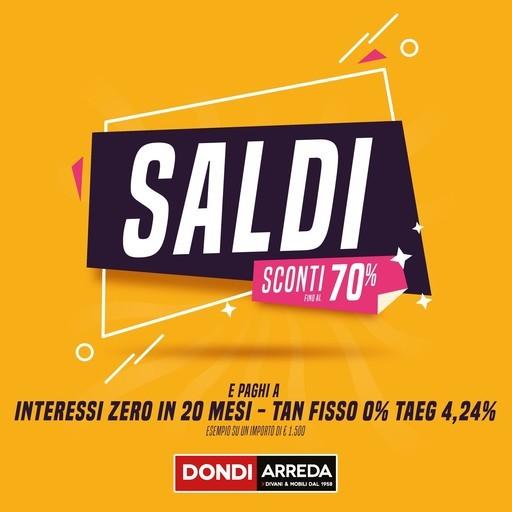 Dondi Salotti Outlet Mantova.Catalogo Dondi Salotti A Reggio Emilia Offerte E Negozi