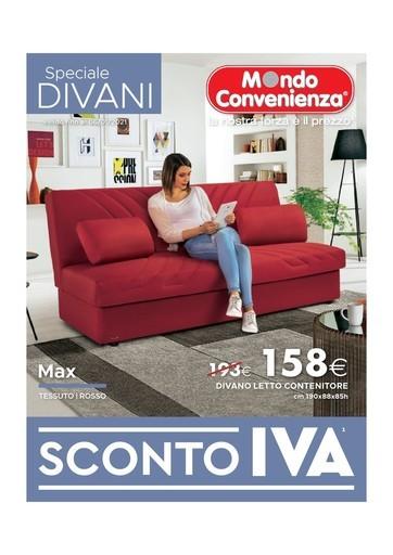 Divani Componibili Mondo Convenienza.Catalogo Mondo Convenienza A Catania Offerte E Negozi