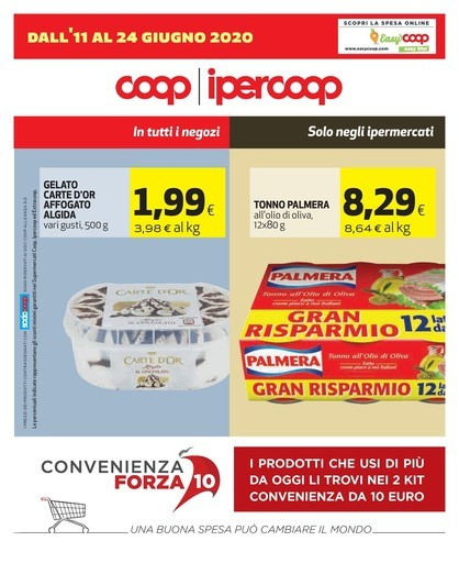 Volantino Ipercoop a Ferrara: offerte e negozi ...