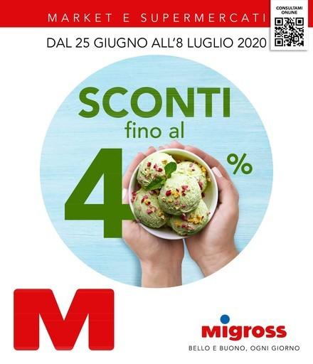 Volantino Migross Supermercati a Verona: offerte e negozi ...